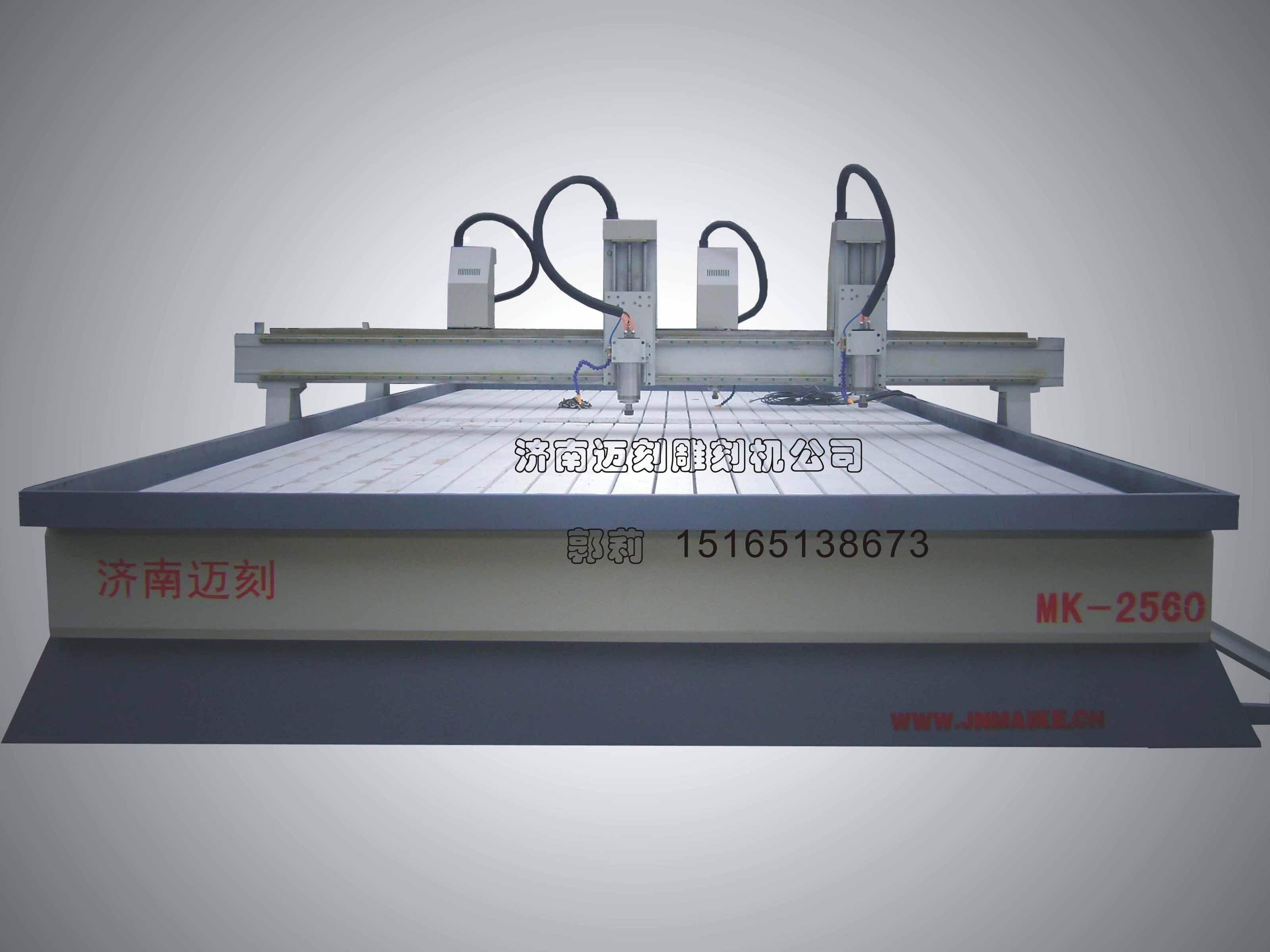 电动雕刻机-供应大型四头木工雕刻机-中华机械网