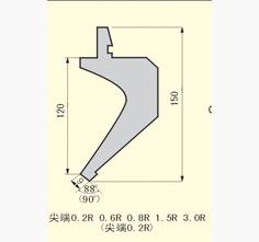 折弯机上模具,优质折弯机上模具