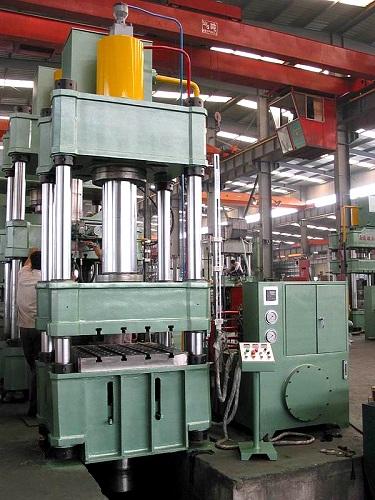 四柱液压机价格,四柱液压机,湖北四柱液压机