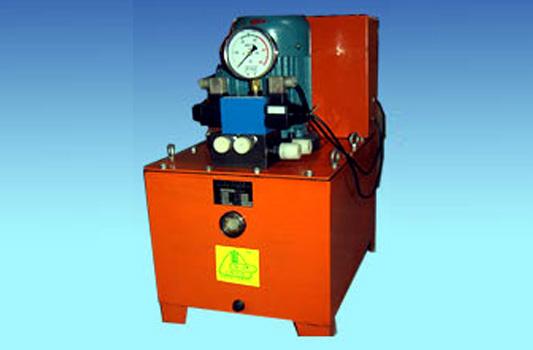 液压机械及部件-供应手动油泵 液压千斤顶 液压泵站图片