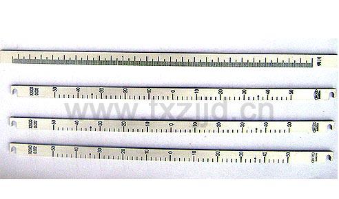测水深标尺刻度素材