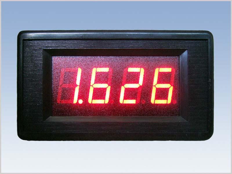 电压测量仪表-供应dvp5135ad系列数显电压表-中华