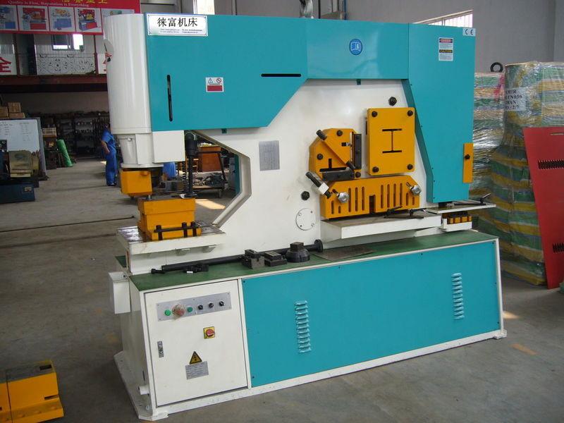 液压联合冲剪机生产厂家,液压联合冲剪机