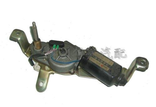比亚迪f3雨刮电机支架安装图解