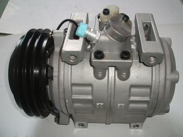 冷却系统-供应10p30c 丰田大巴汽车空调压缩机-中华