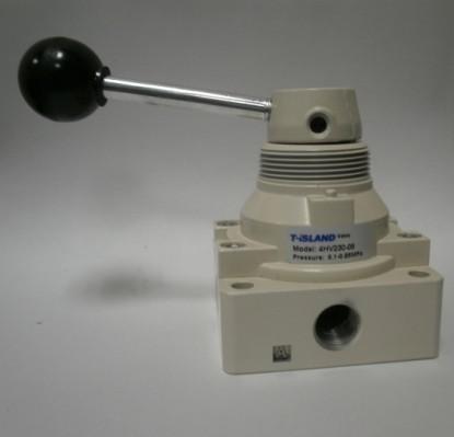 电磁阀-供应二/三位四通手转阀-中华机械网图片