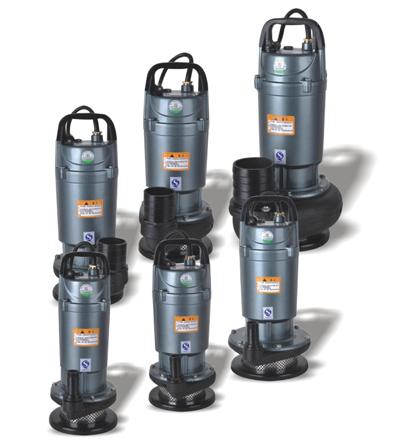 QDX/QX(C款)小型潜水电泵