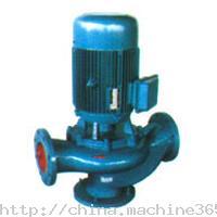 GW型管道式排污泵,浙江管道式排污泵,杭州管道式排污泵