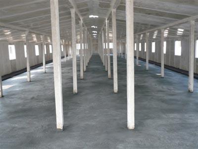 建5oo0蛋鸡舍用保温材质需多少钱_河北保温板厂蛋鸡舍外景筑福玻璃钢保温板厂