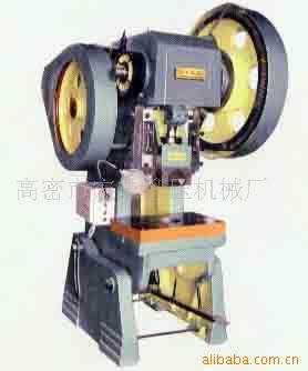 供应压力机,冲床,小冲床; 冲床; 供应宏丰j23-40压力机,冲床 开式冲床
