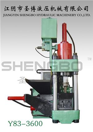 粉末 供应金属压块机 废旧金属压块机 废铝屑饼机 废铁压饼机