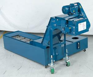通用配件 供应链板式除屑输送机 中华机床网 -供应 链板式除屑输送机