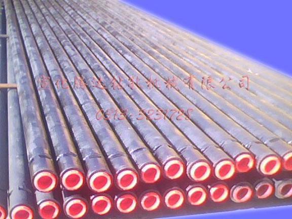 KQG150潜孔钻机配件 150钻杆 8.5米钻杆 9米钻杆