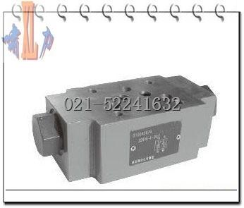 z2s10液控单向阀*压力31.5,流量40图片