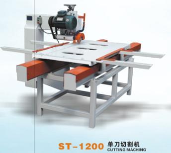 陶瓷生产加工机械 供应ST 1200单切割机 切割机 介砖机 陶瓷切割机 瓷
