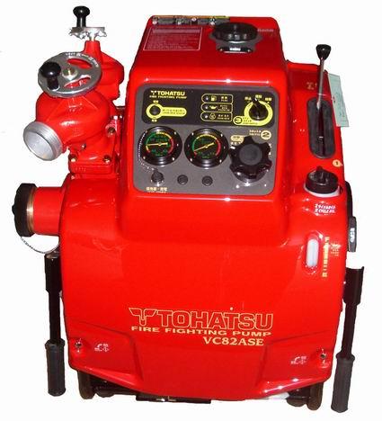 """日本""""东发""""VC82ASE 手抬式消防泵"""