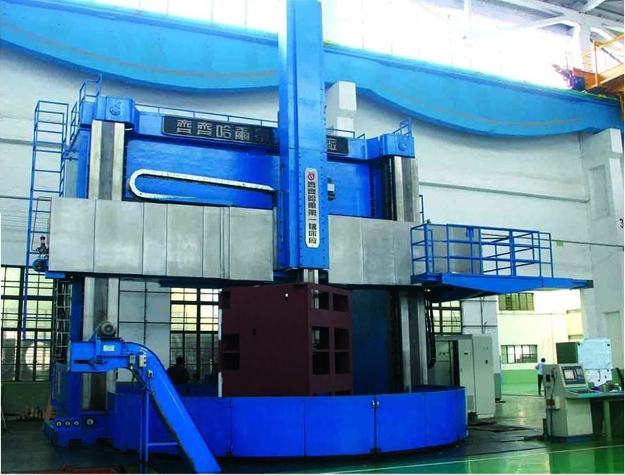 立式车床 供应齐齐哈尔第一机床厂DVT630 31 32 NC 经济型数控立式