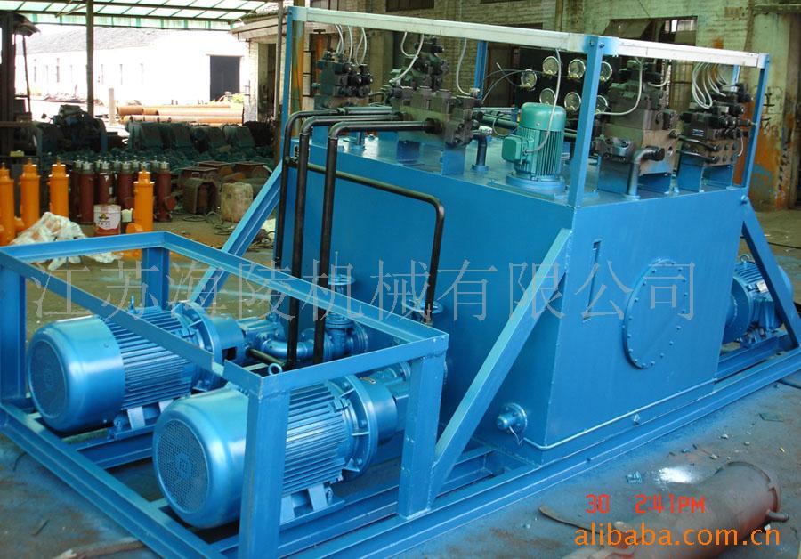 液压机械及部件-供应液压站-中华机械网图片