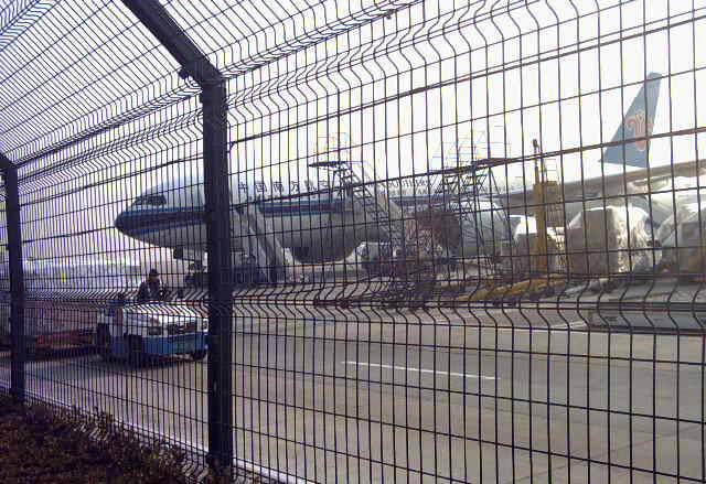 飞机场护栏网 飞机场隔离栅 飞机场隔离网 飞机场围栏 普通会员(公司