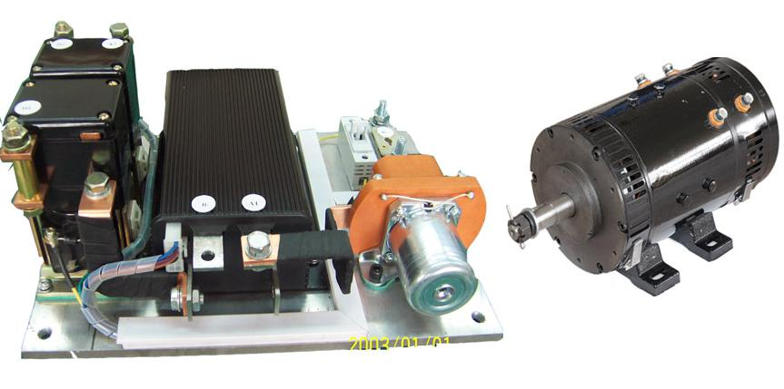 电动车用控制总成 直流电机调速器