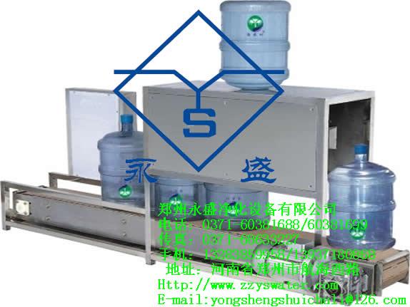 灌装机械-供应全自动桶装水灌装机-中华机械网