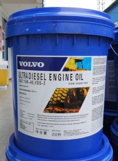原装沃尔沃挖掘机液压油