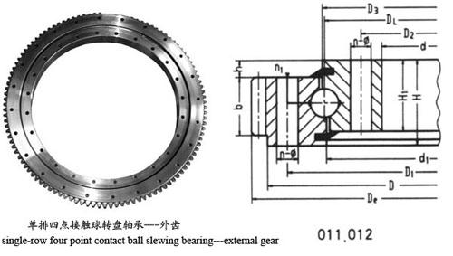 转盘轴承-供应回转支承-中华机械网