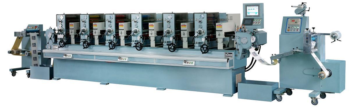 轮转印刷机_bcl-300s全轮转印刷机
