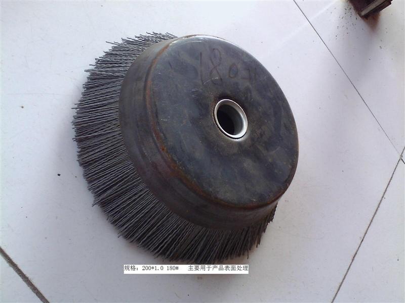 碗型磨料丝轮,碗型磨料丝轮价格,杭州碗型磨料丝轮