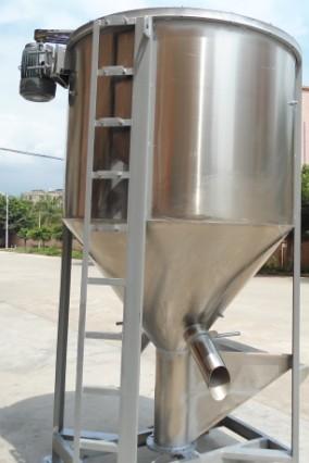 大型搅拌机 大型拌料机 立式大型拌料桶