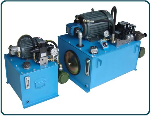 液压系统-供应设计非标液压站图片