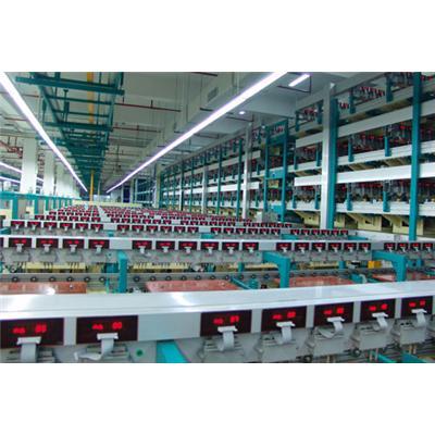 发动机装配线 发动机总装线 工业流水线 汽车生产线