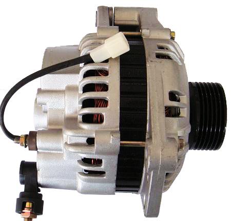 夏利376qe汽车发电机总成起动机厂家