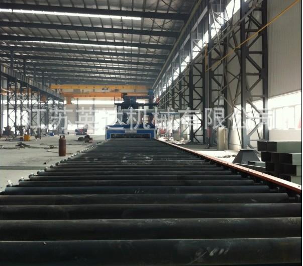 自动化钢板预处理线,2-5米钢板预处理线,厂家专业生产