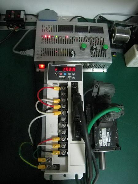伺服定位系统-供应松下伺服电机编码器维修-中华机械