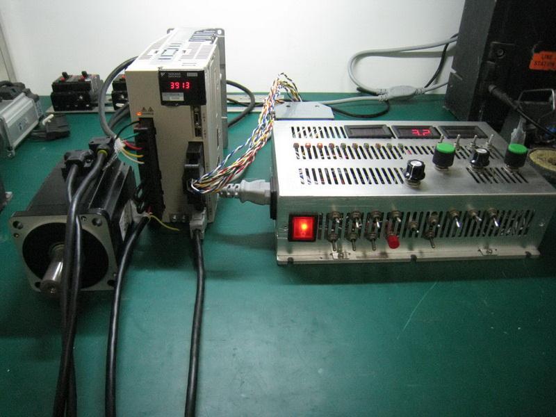 伺服定位系统-供应安川2系列伺服电机编码器维修