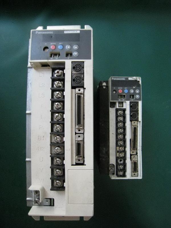 松下a4系列伺服电机编码器维修