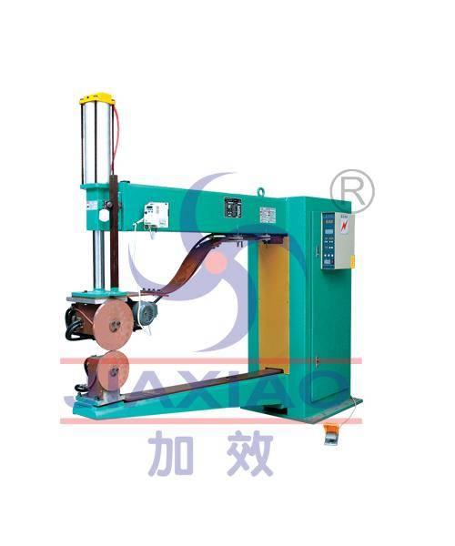 次级整流水塔缝焊机,不锈钢水塔滚焊机