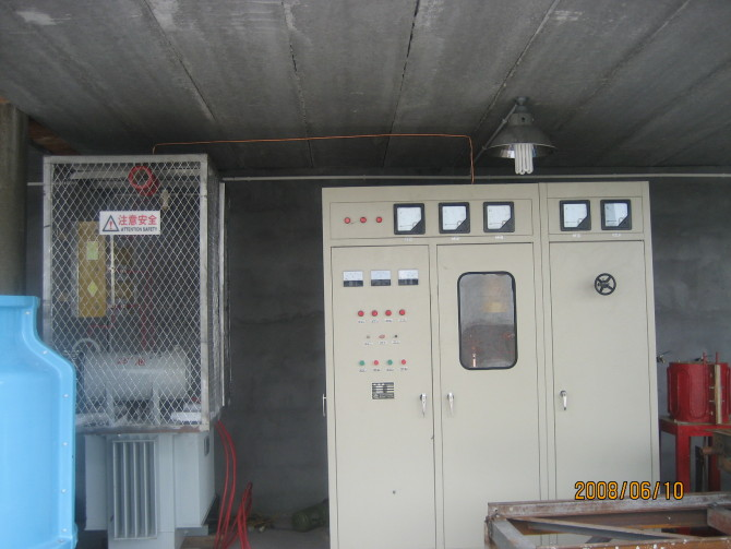 高频焊机-供应100kw现场全套电子管高频-中华机械网