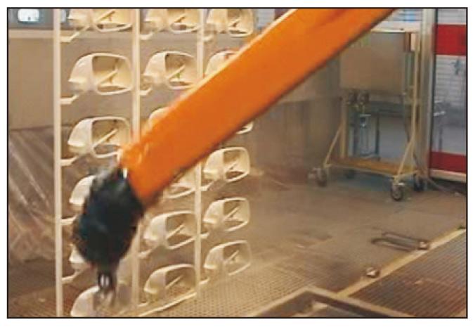 专业汽车后视镜壳体喷涂设备生产厂家