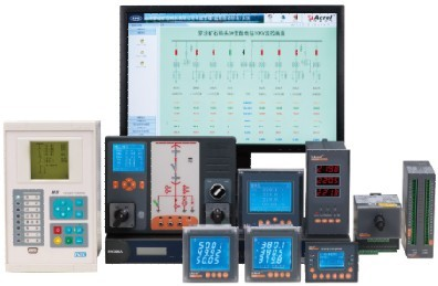 安科瑞智能电力监控与电能管理系统厂家