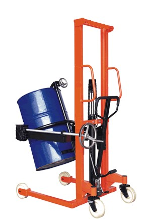 叉车-供应手动液压油桶车-中华机械网