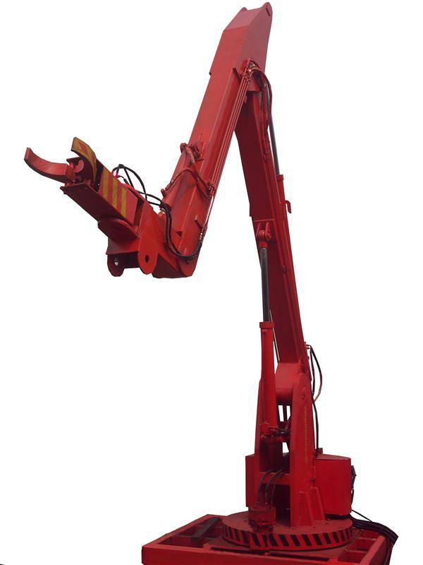 石油钻井专用机械手-济南金力液压机械有限公司-中华图片