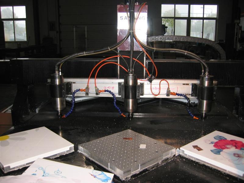 铝扣板雕刻机