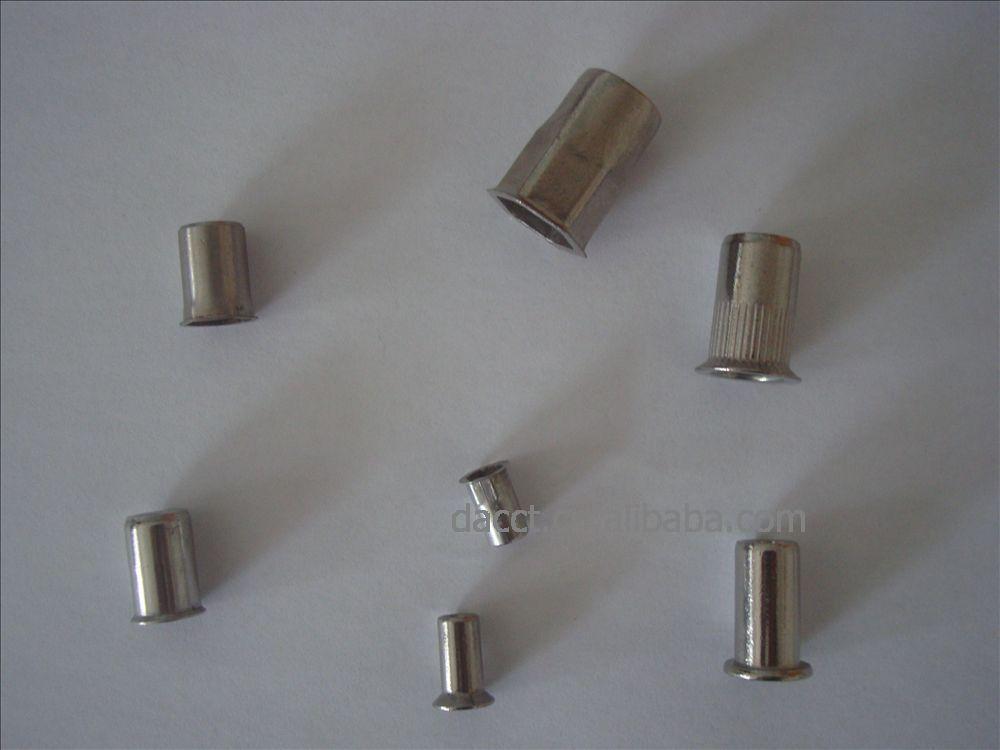不锈钢冷墩铆螺母沉头铆螺母M6铆螺母批发温州铆螺母价格