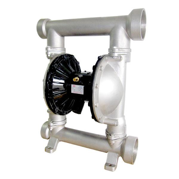 隔膜泵-供应qby-100p不锈钢气动隔膜泵-中华机械网图片
