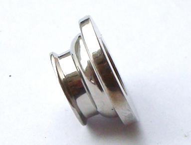 不锈钢滚花螺母装潢螺母建筑装饰螺母玻璃装潢螺母
