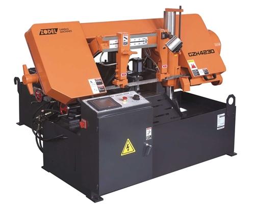 gzk4232数控带锯床,数控带锯床价格,数控带锯床厂家