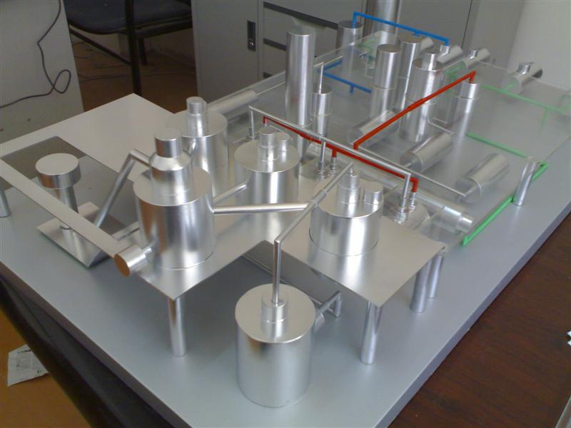 水污染控制工程(给排水、水处理实验演示模型) 1、大型水厂布置立体模型 2、城市污水处理厂总体布置立体模型 3、全套工业废水处理装置 4、大型污水处理厂模拟仿真装置 5、海水化学反渗透水处理系统模型 6、平流式沉砂池模型 7、曝气沉砂池模型 8、有链带式刮泥机的平流式沉淀池模型 9、没刮泥车的平流式沉淀池模型 10、多斗式平流式沉淀池 11、竖流式沉淀池模型 12、周边驱动的辐流式沉淀池 13、中心驱动的辐流式沉淀池 14、向心辐射式沉淀池 15、多斗排泥的辐流式沉淀池 16、斜板沉淀池 17、斜管沉淀池