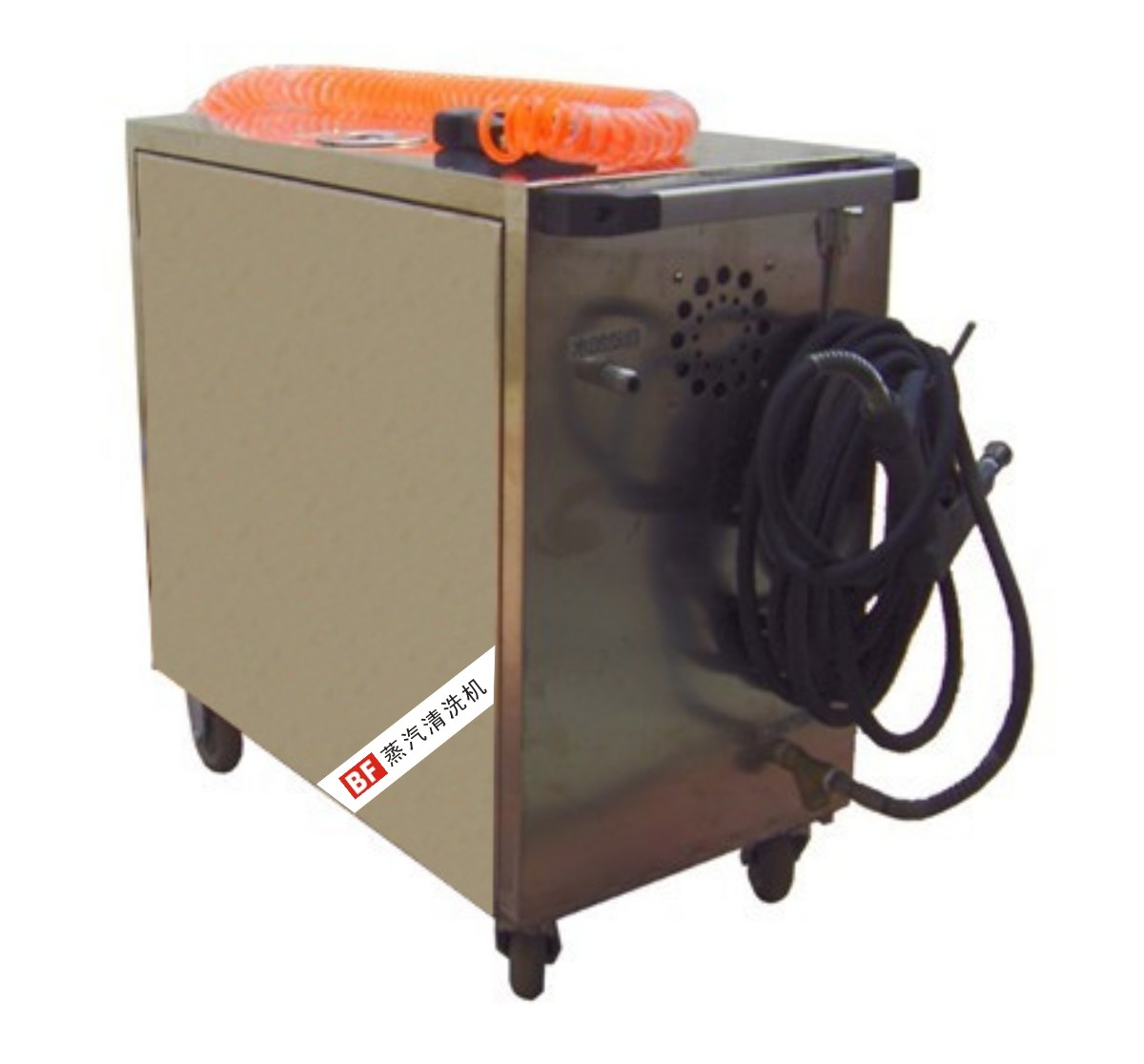 高压蒸汽清洗机图片_工业用清洗机-供应电加热蒸汽清洗机-垂直机械网